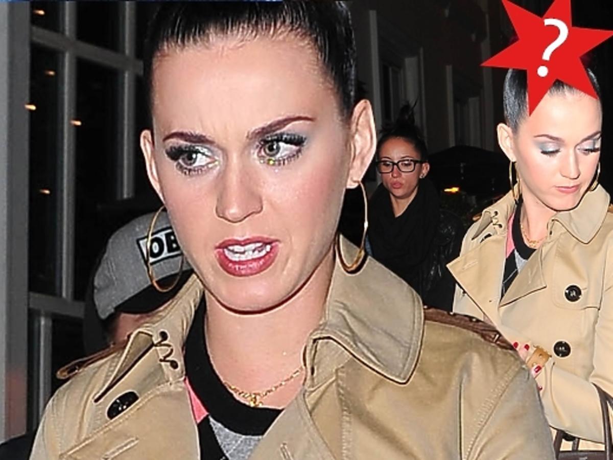 Katy Perry w Londynie