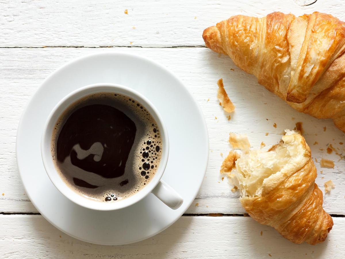 Kawa zbożowa w filiżance