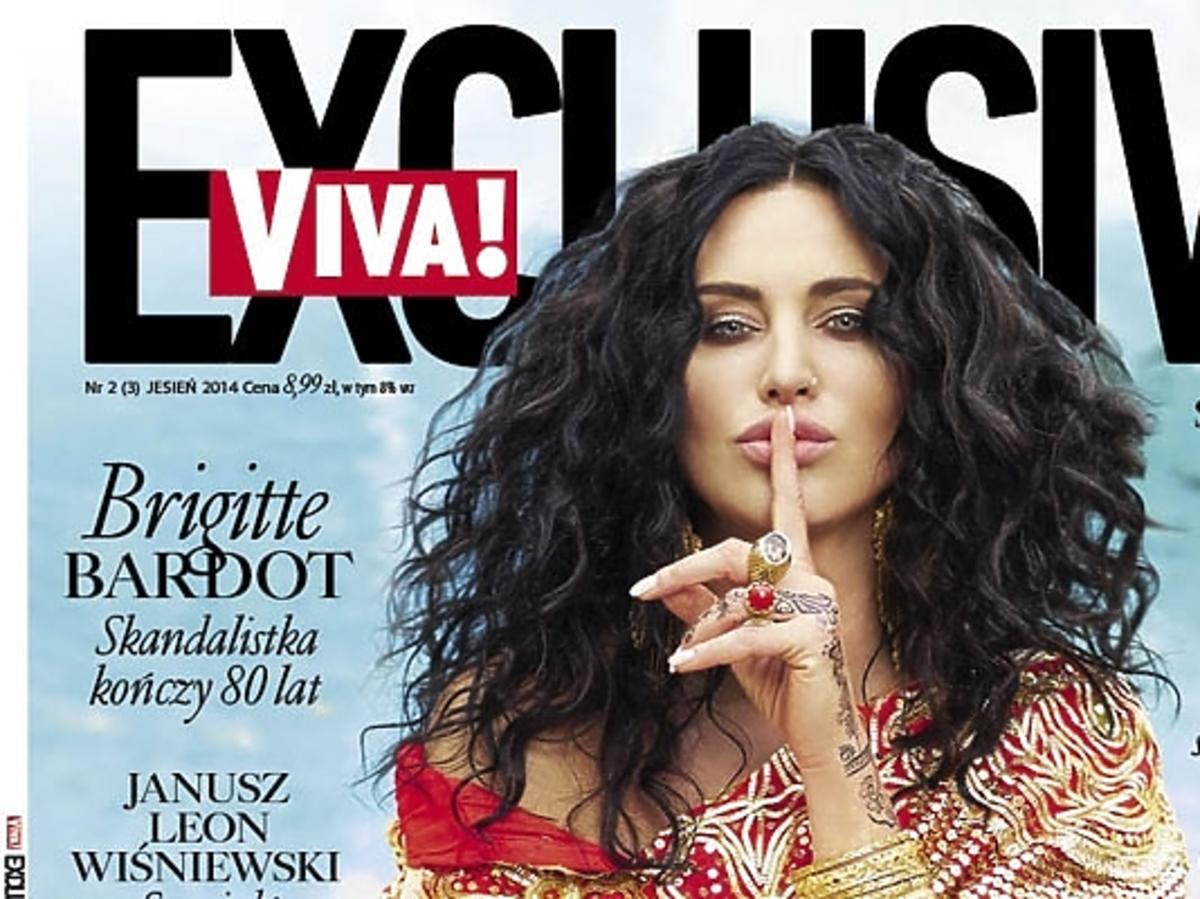 Kayah na okładce Viva! Exclusive
