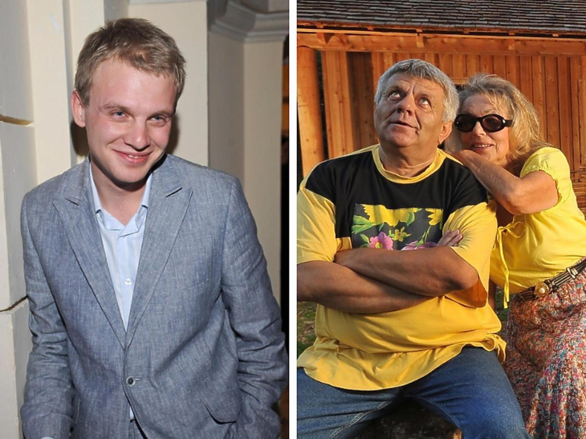 Kazimierz Mazur jest synem aktora z