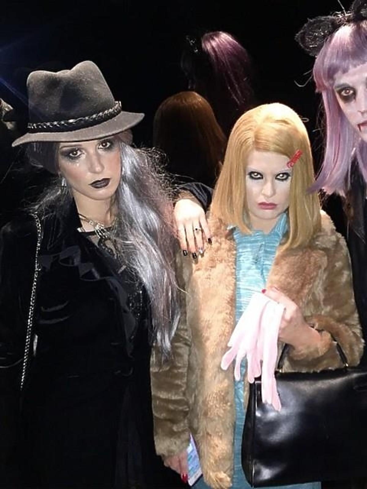Kelly Osbourne na Halloween