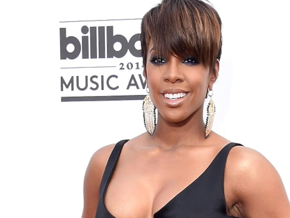 Kelly Rowland pokazała ciążowy brzuszek