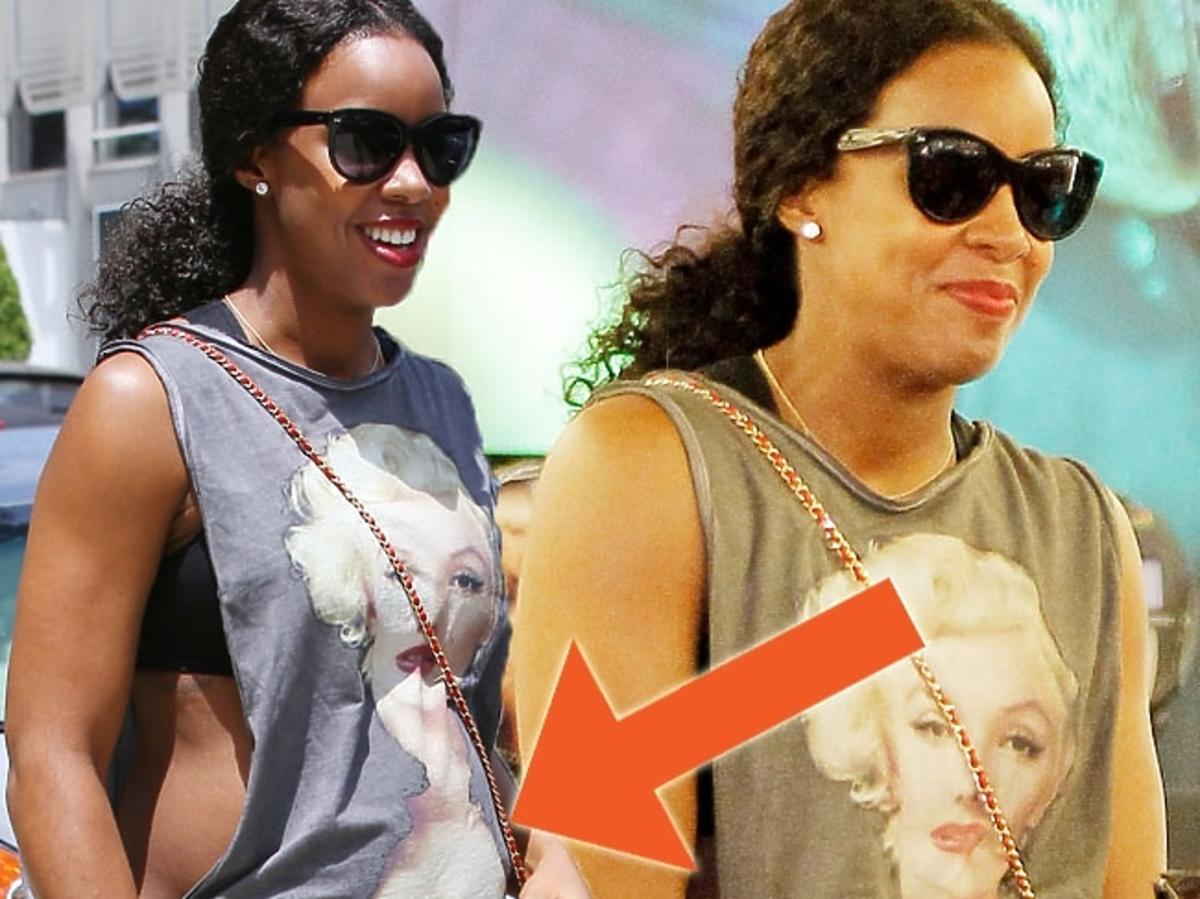 Kelly Rowland w ciąży