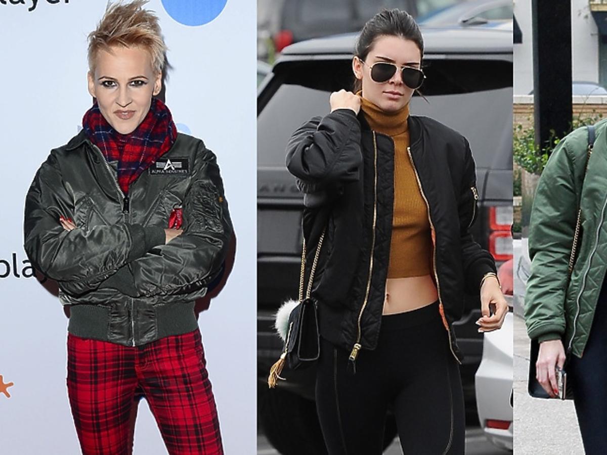 Kendall Jenner, Gigi Hadid, Agnieszka Chylińska