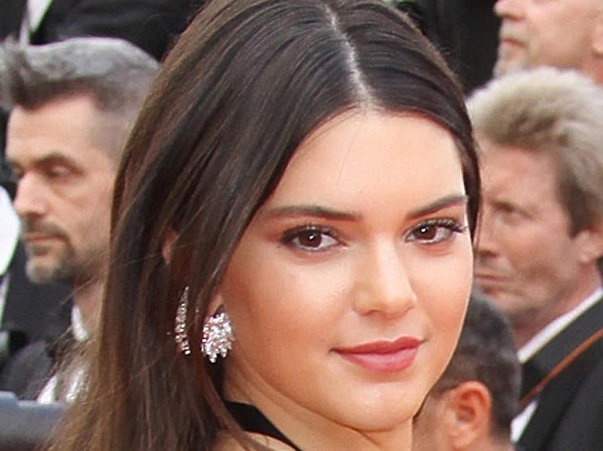 Kendall Jenner na premierze Grace of Monaco na Festiwalu w Cannes 2014