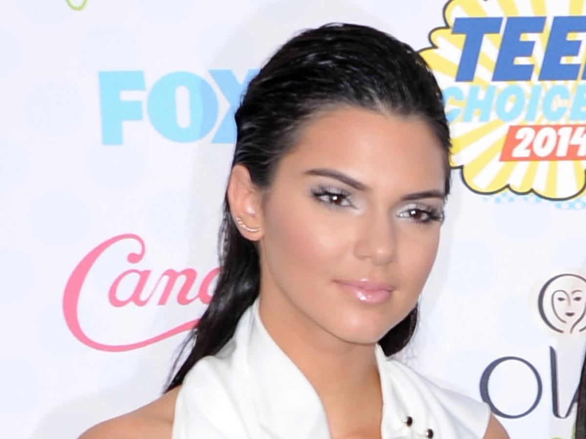 Kendall Jenner na Teen Choice Awards 2014