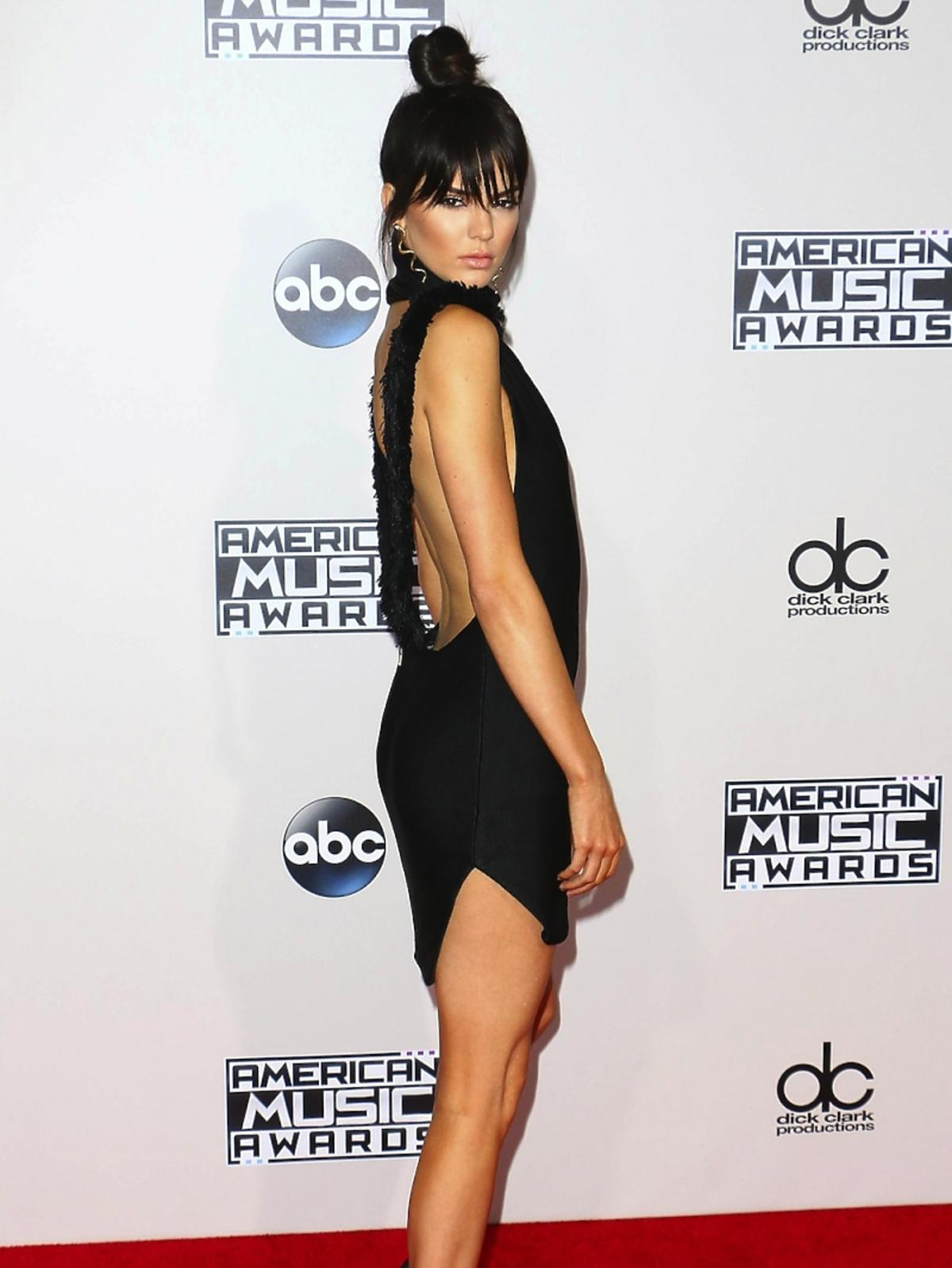 Kendall Jenner na American Music Awards 2015