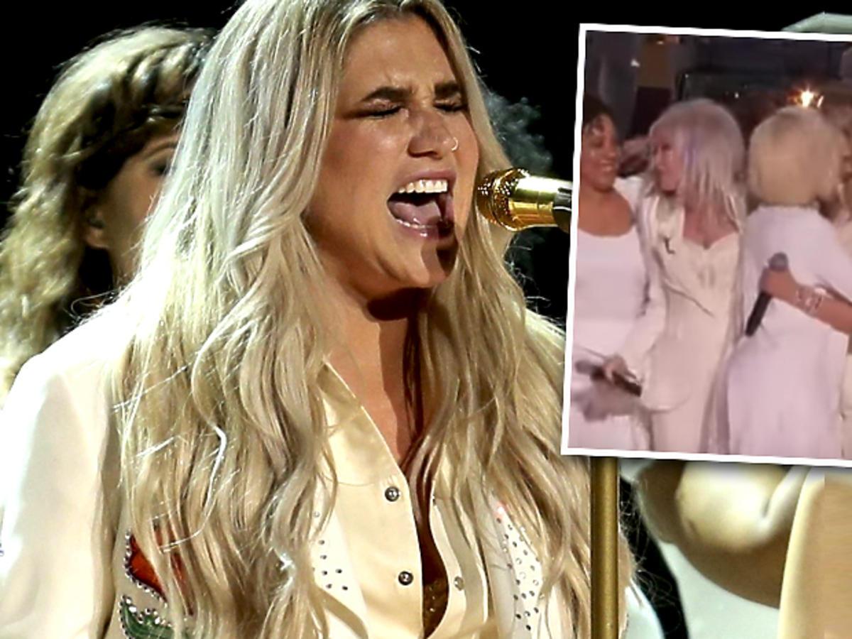 Kesha, występ na Grammy 2018