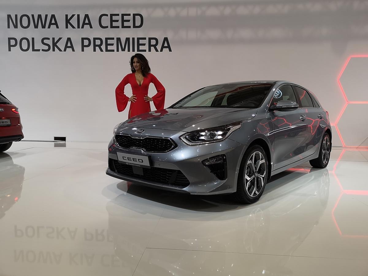 KIA na Poznań Motor Show 2018