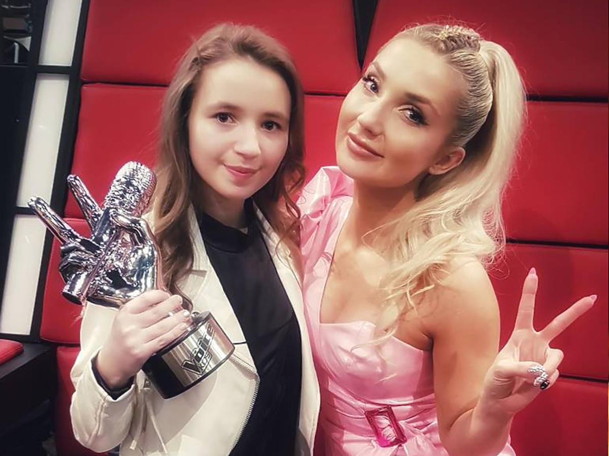 Kim jest Ania Dąbrowska - zwyciężczyni The Voice Kids 2?