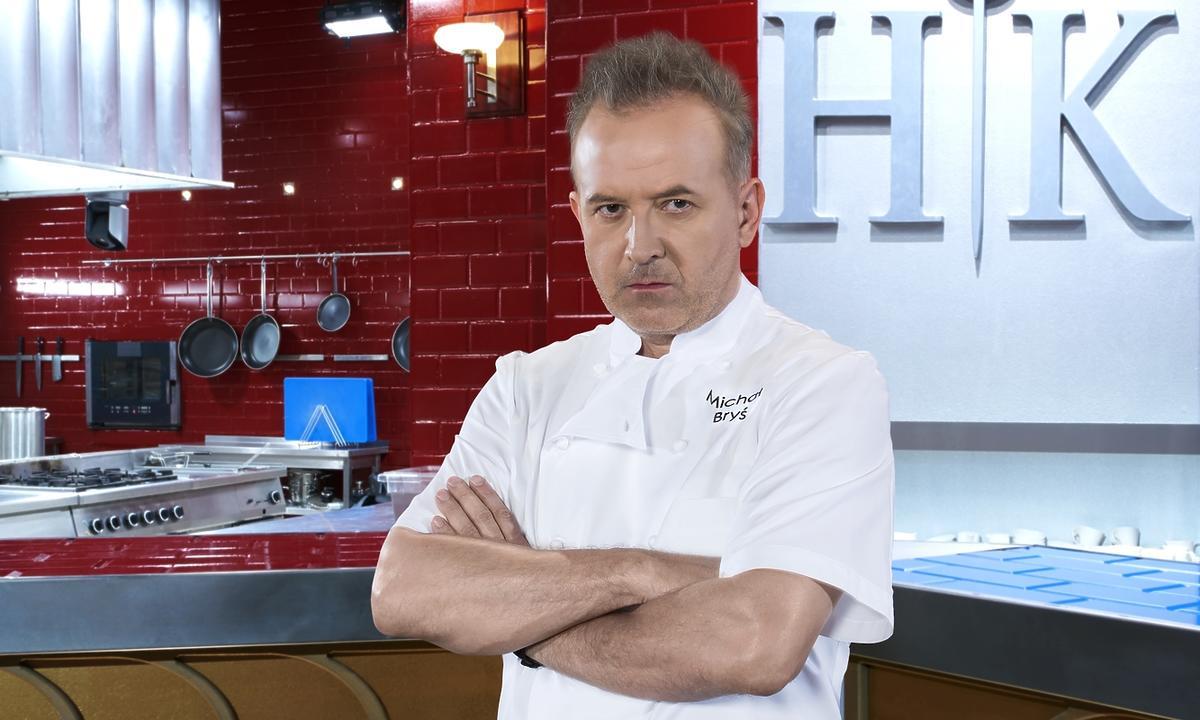 Kim jest Michał Bryś - nowy prowadzacy Hell's Kitchen?