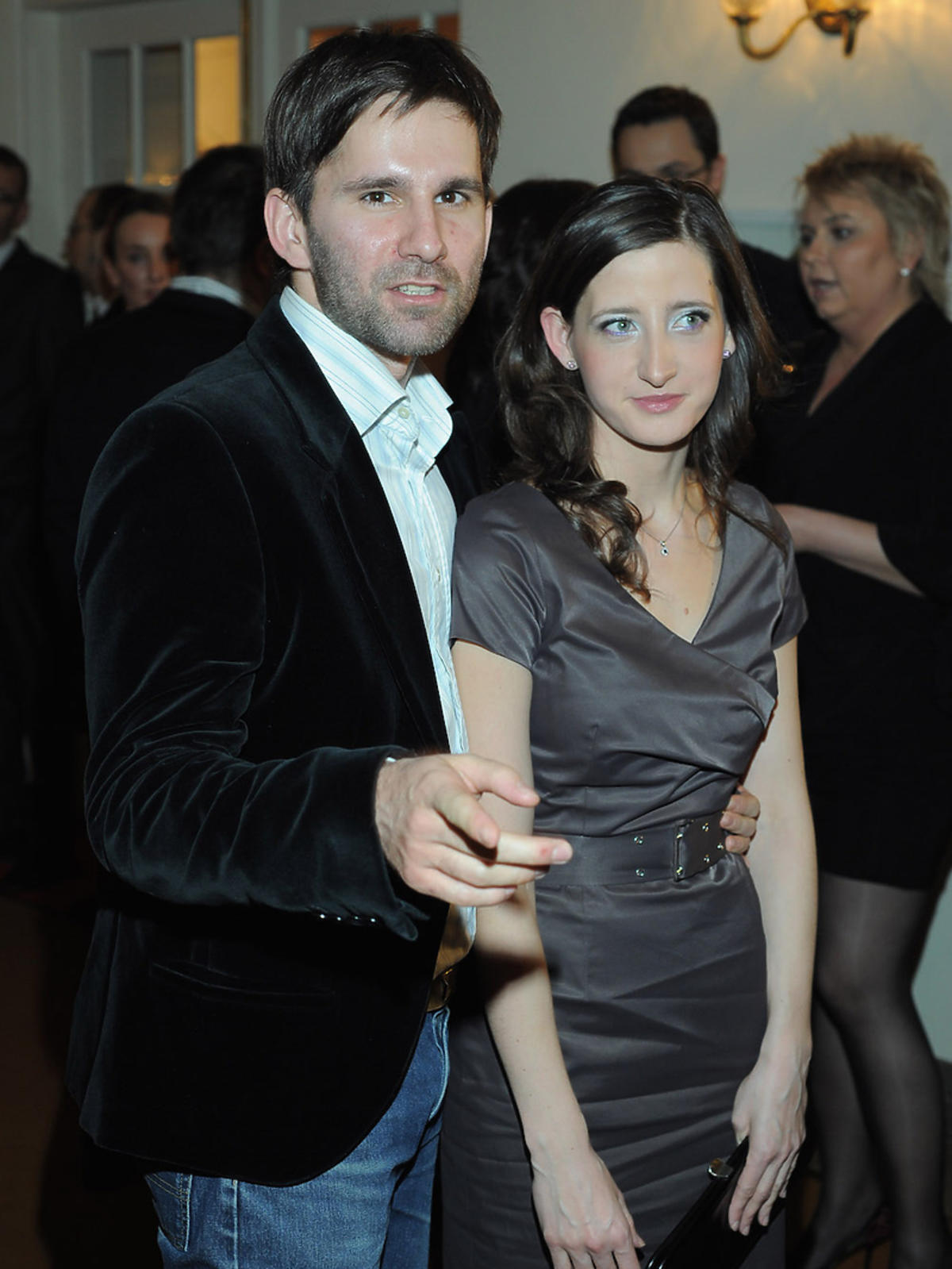 Kim jest nowa partnerka Marcina Bosaka?