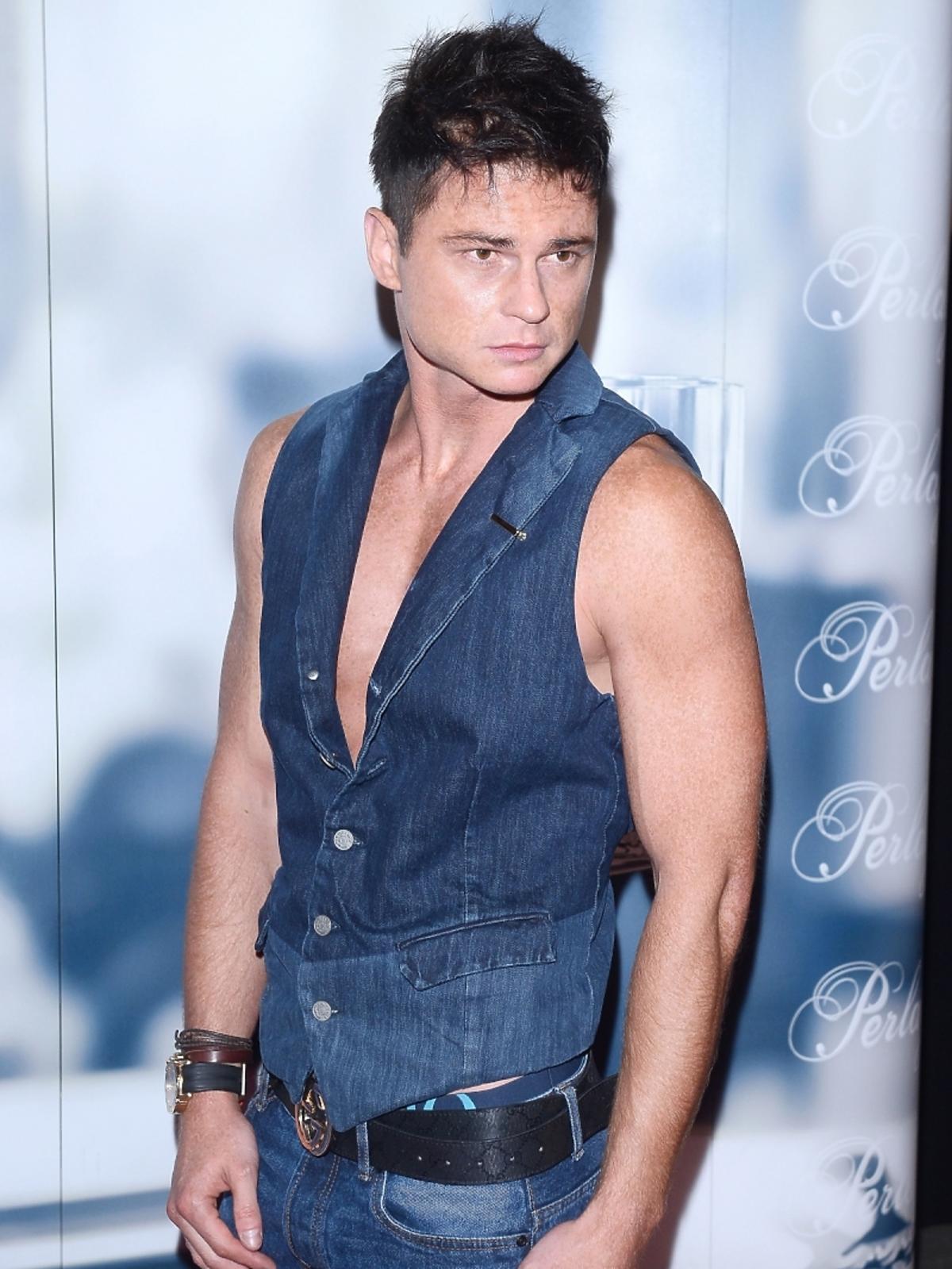 Kim jest Tomasz Wiśniewski. Tomasz Wiśniewski z Top Model. Polak w brytyjskim Top Model. Tomasz Wiśniewski w Top Model
