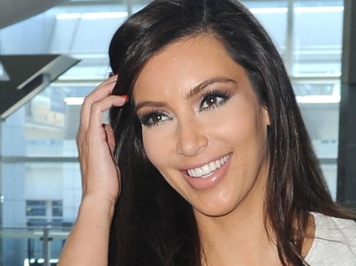 Kim Kardashian jest w ciąży