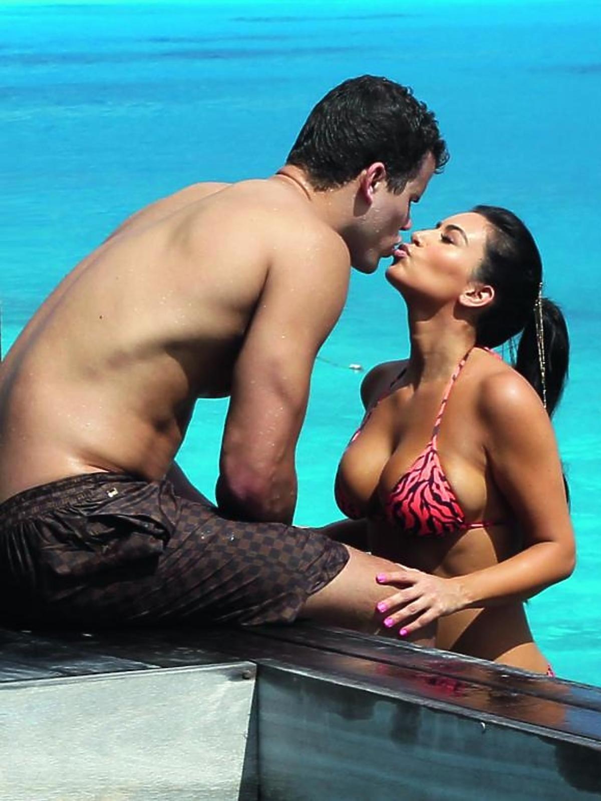 Kim Kardashian, Kris Humpries