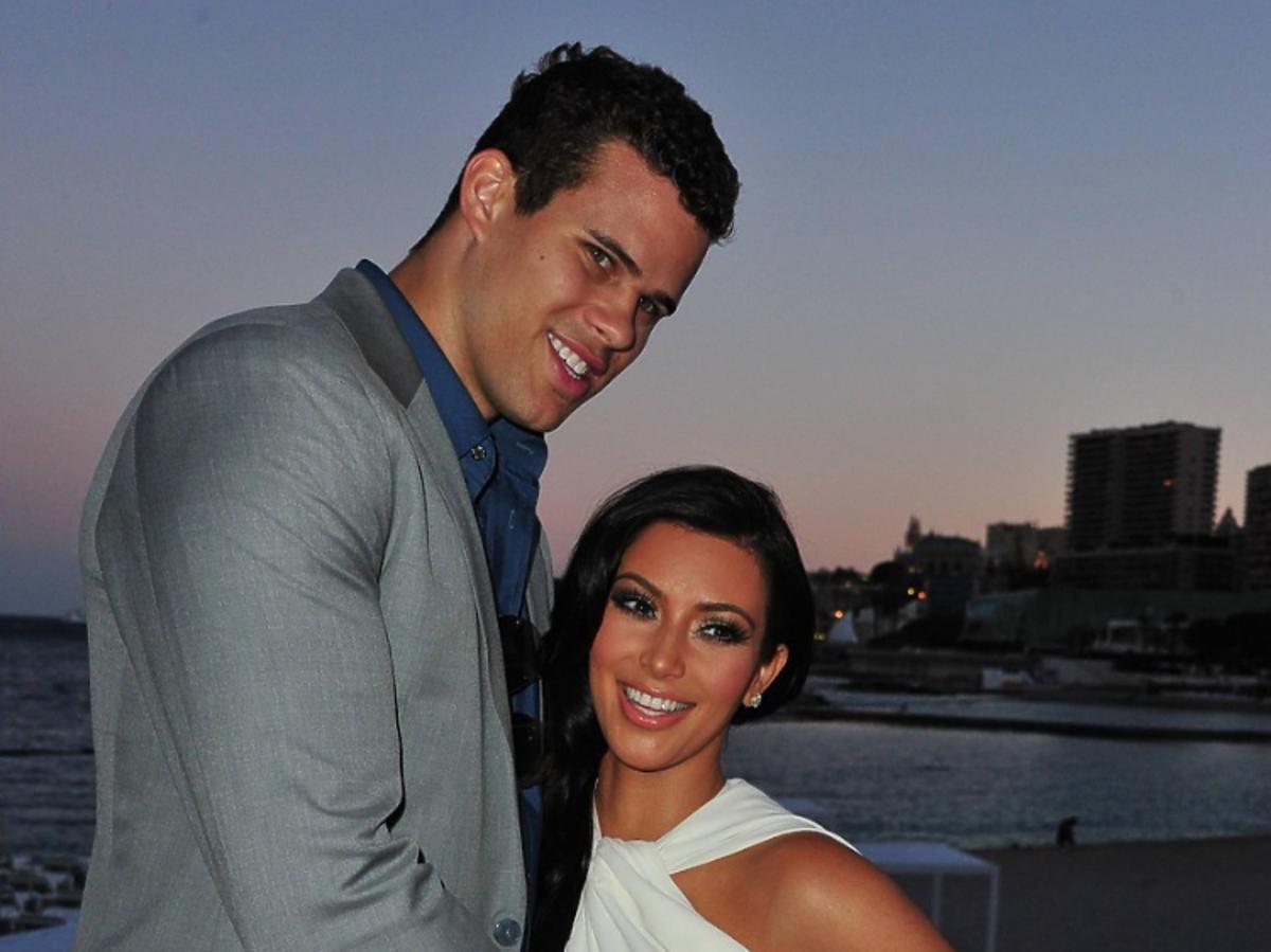 Kim Kardashian, krótkie małżeństwo