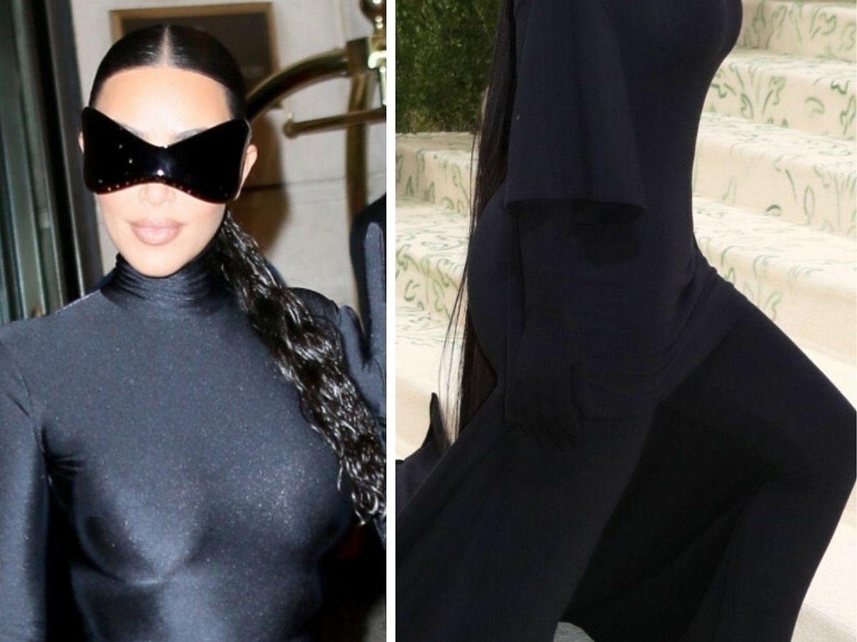 Kim Kardashian na gali MET