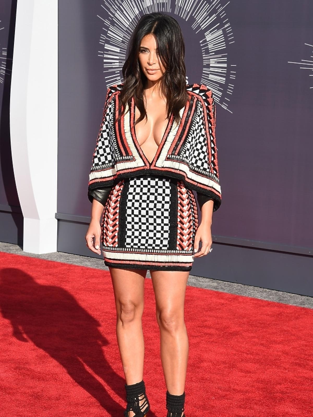 Kim Kardashian na MTV Video Music Awards 2014