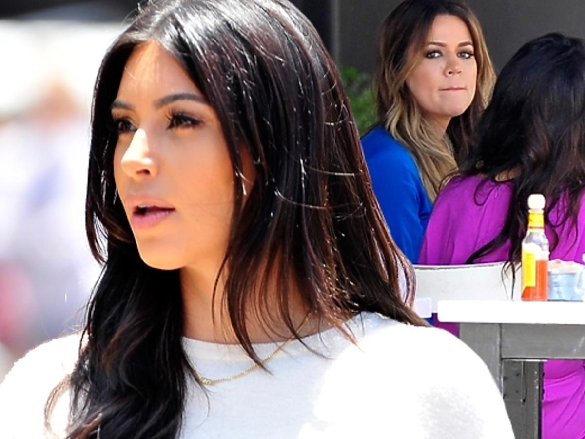 Kim Kardashian na planie reality show