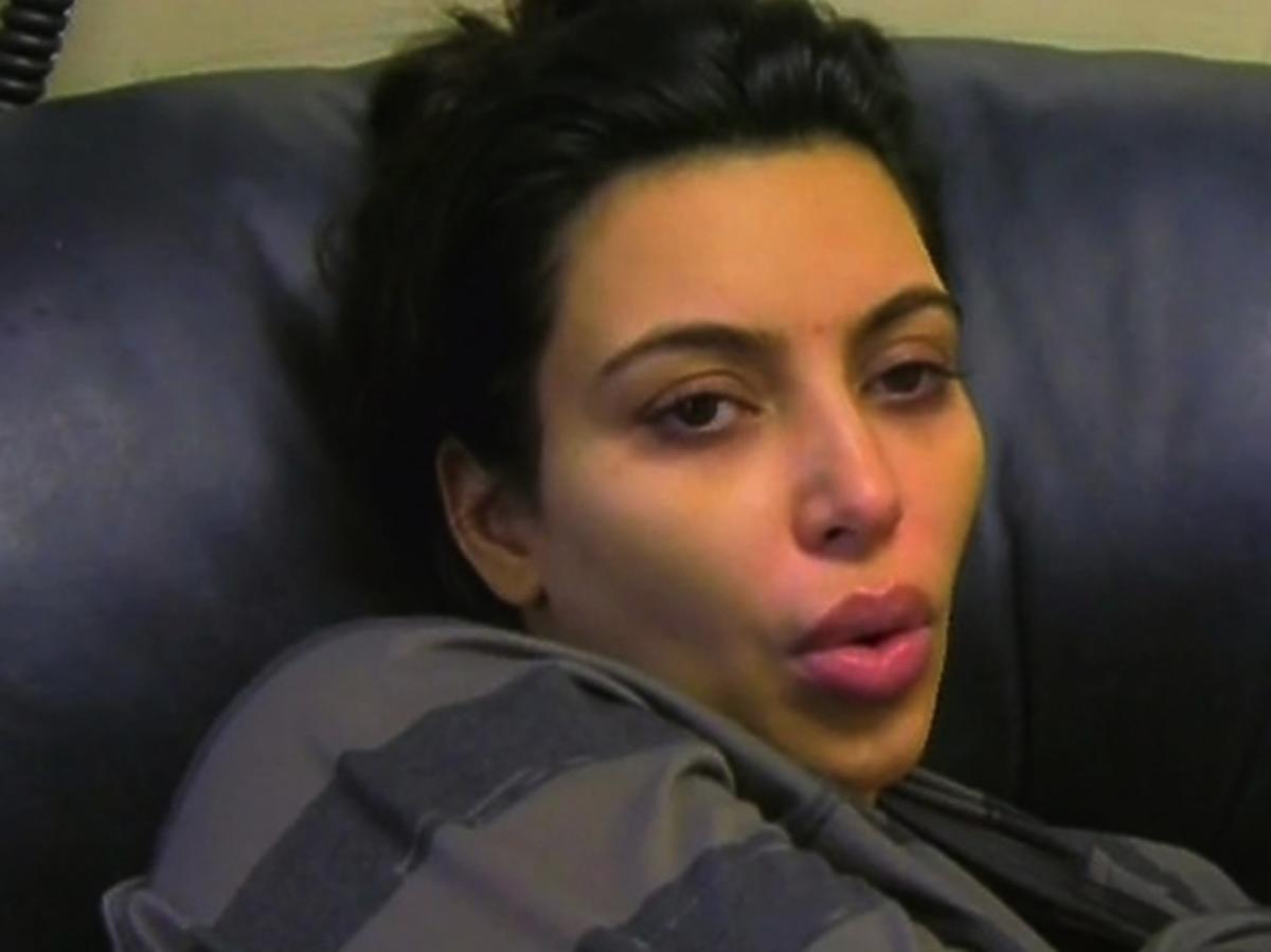 Kim Kardashian o ciąży
