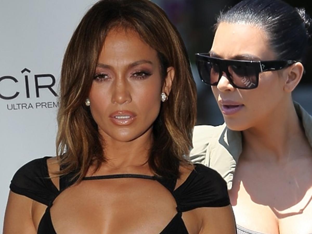Kim Kardashian ocenia Jennifer Lopez