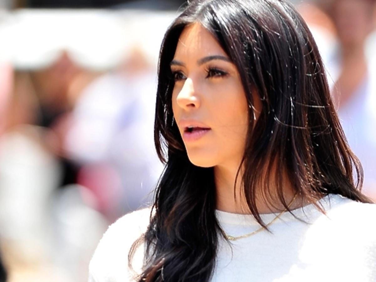 Kim Kardashian przechodzi na nową dietę