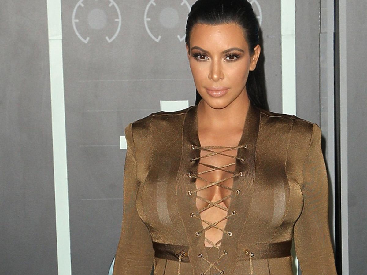 Kim Kardashian urodziła synka!