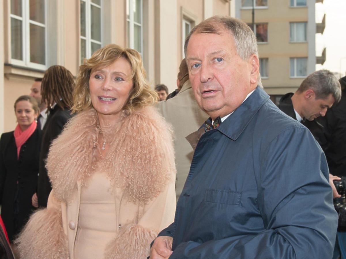 Kim są rodzice Piotra Woźniaka-Staraka?