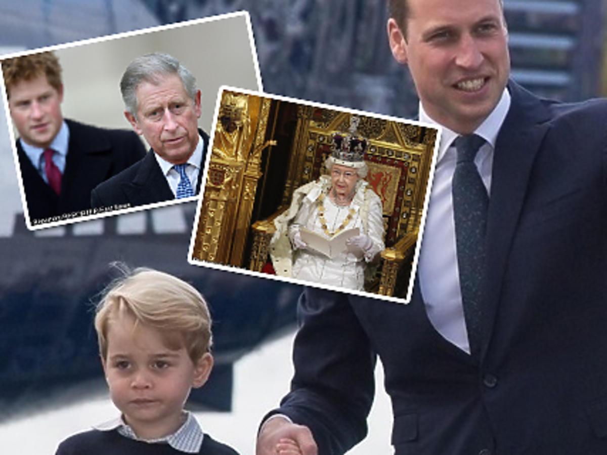 Kim z rodziny królewskiej jesteś? PSYCHOTEST
