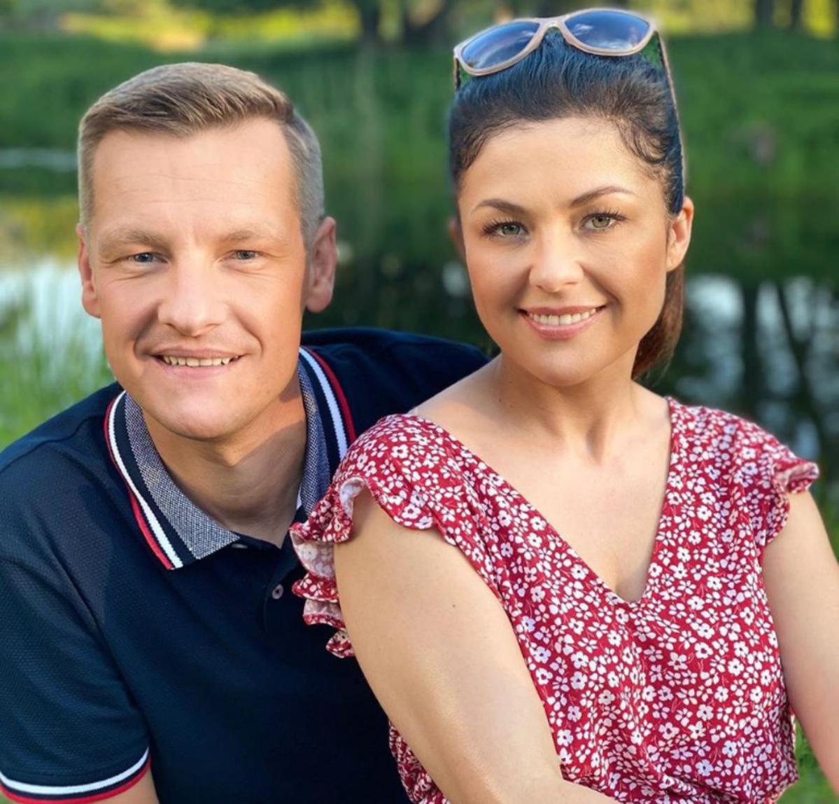 Kinga i Piotrek M jak miłość