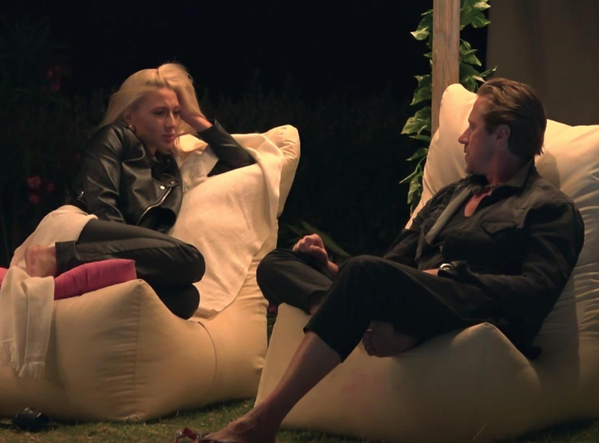Kinga i Robert rozmawiają o wyrzuceniu z willi