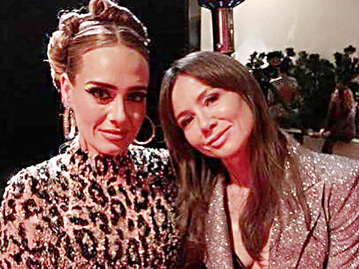Kinga Rusin i Adele