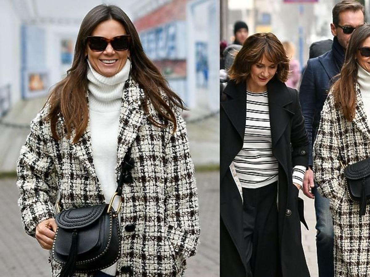 Kinga Rusin, Ilona Ostrowska i Karolina Ferenstein wychodzą z DDTVN
