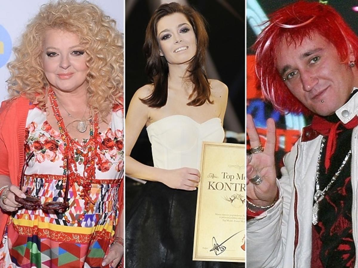 Kinga Rusin, Magda Gessler, Michał Wiśniewski