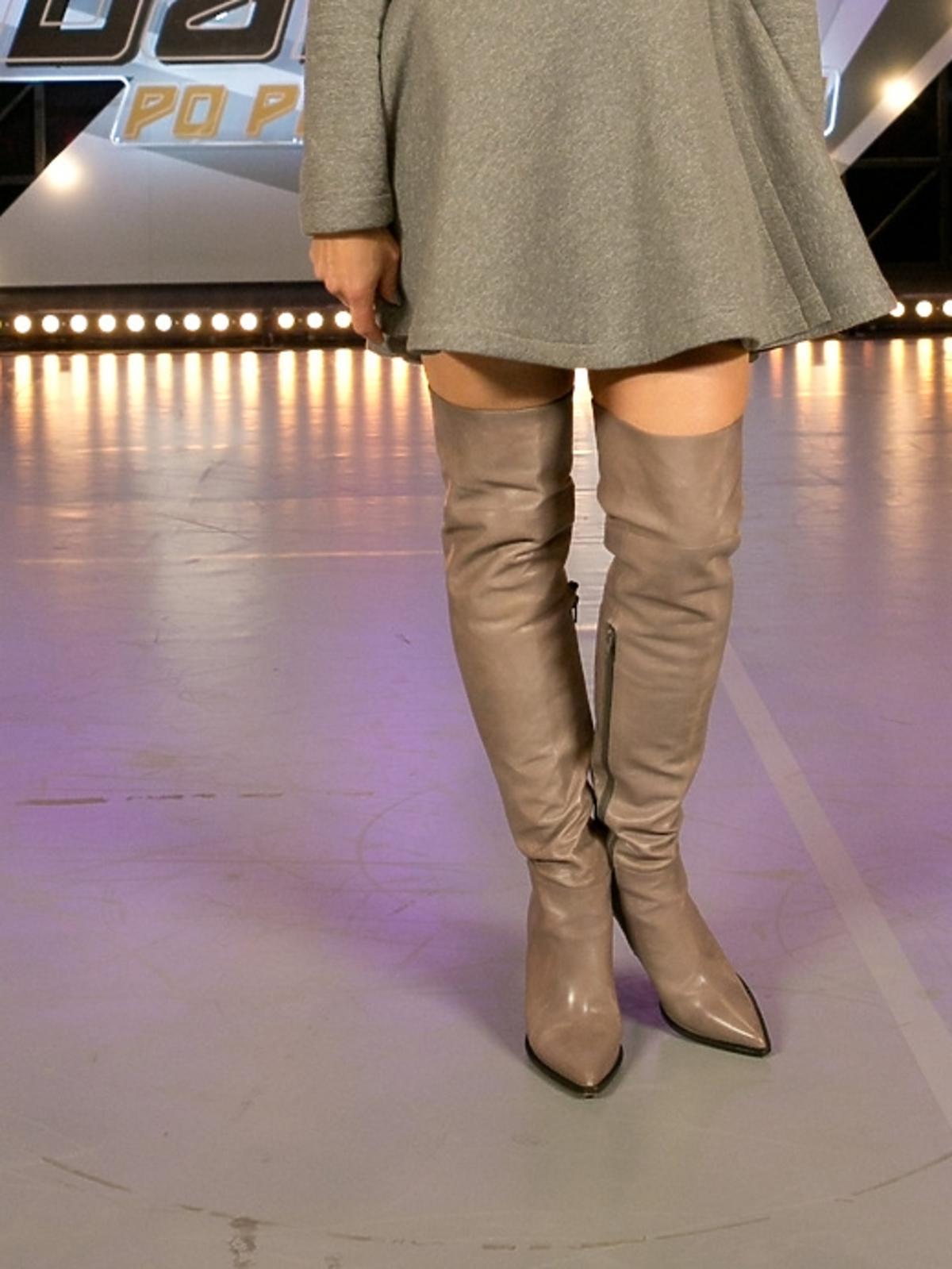 Kinga Rusin na castingu You Can Dance w Poznaniu