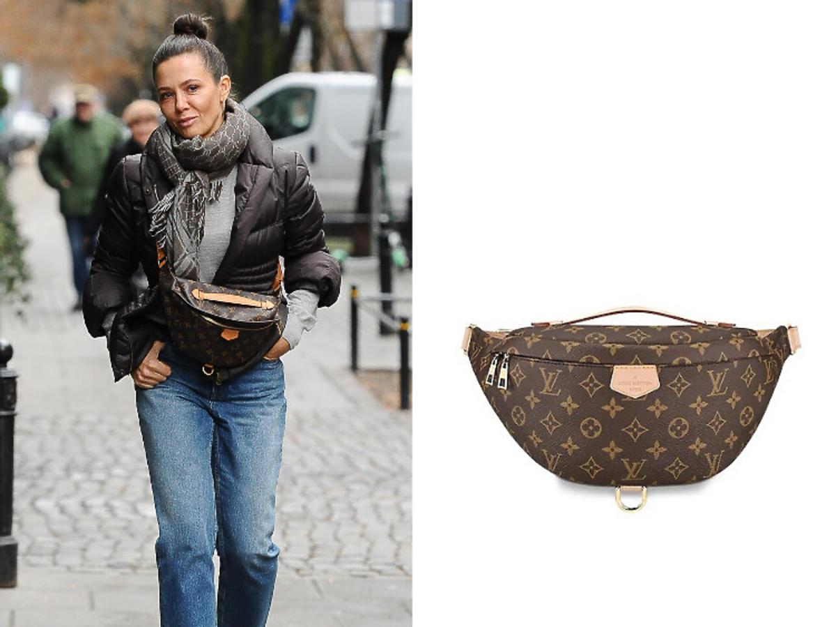 Kinga Rusin torebka Louis Vuitton
