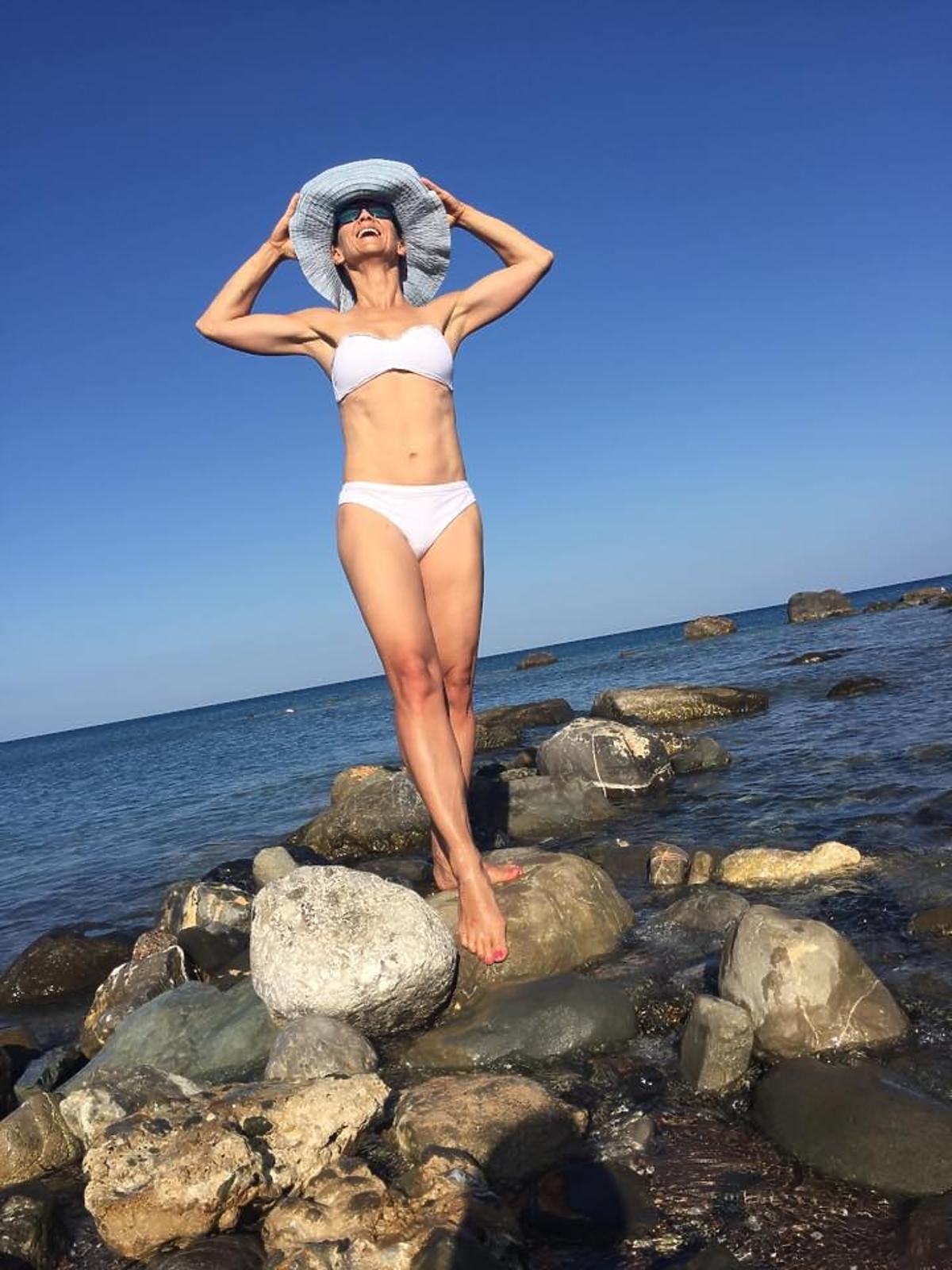Kinga Rusin w bikini