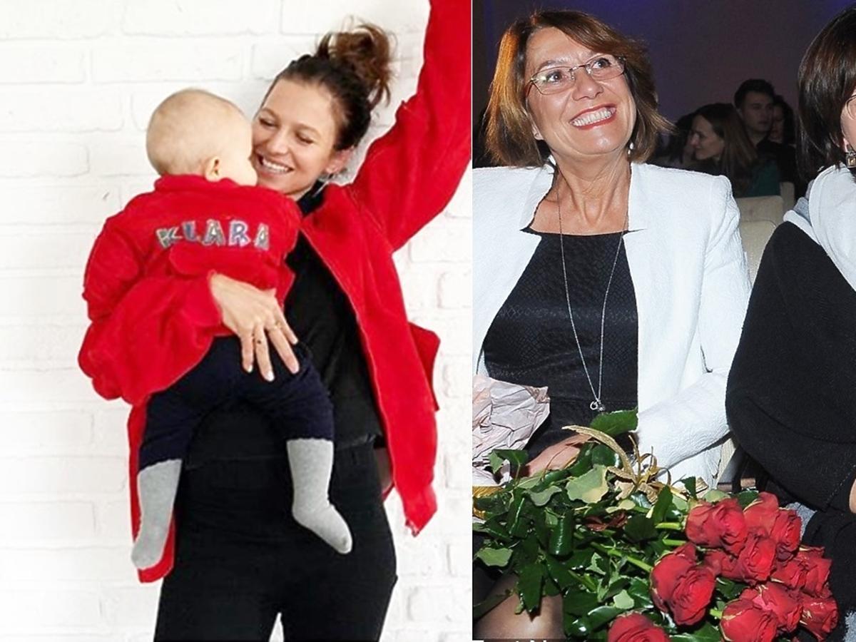 Klara Lewandowska, Anna Lewandowska, Iwona Lewandowska, Maria Stachurska
