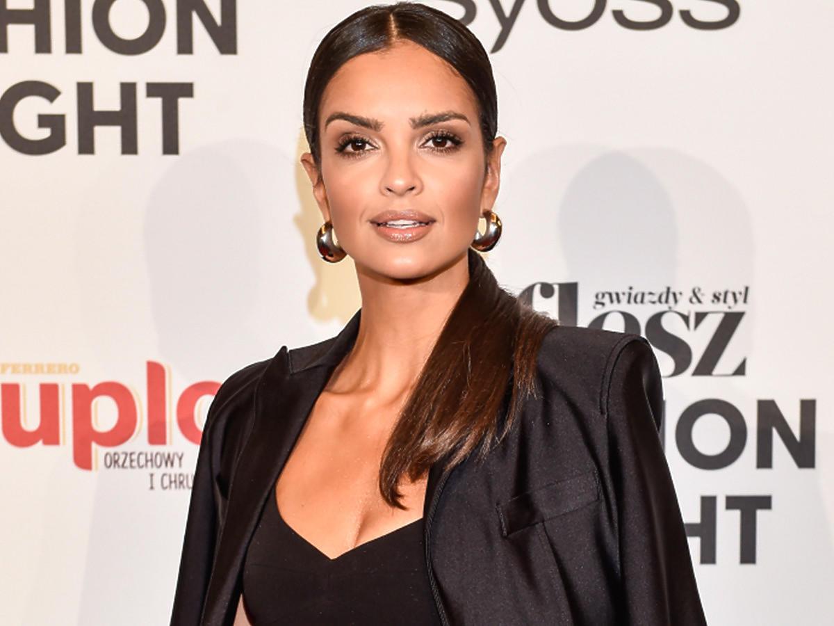 Klaudia El Dursi na Flesz Fashion Night 2021