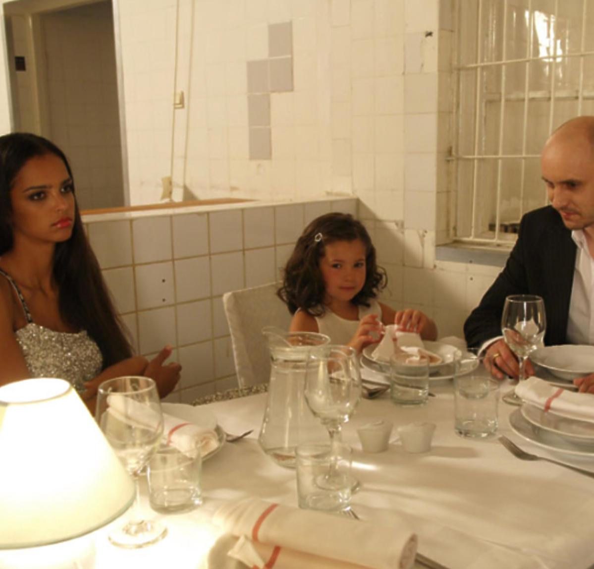 Klaudia el Dursi w filmie