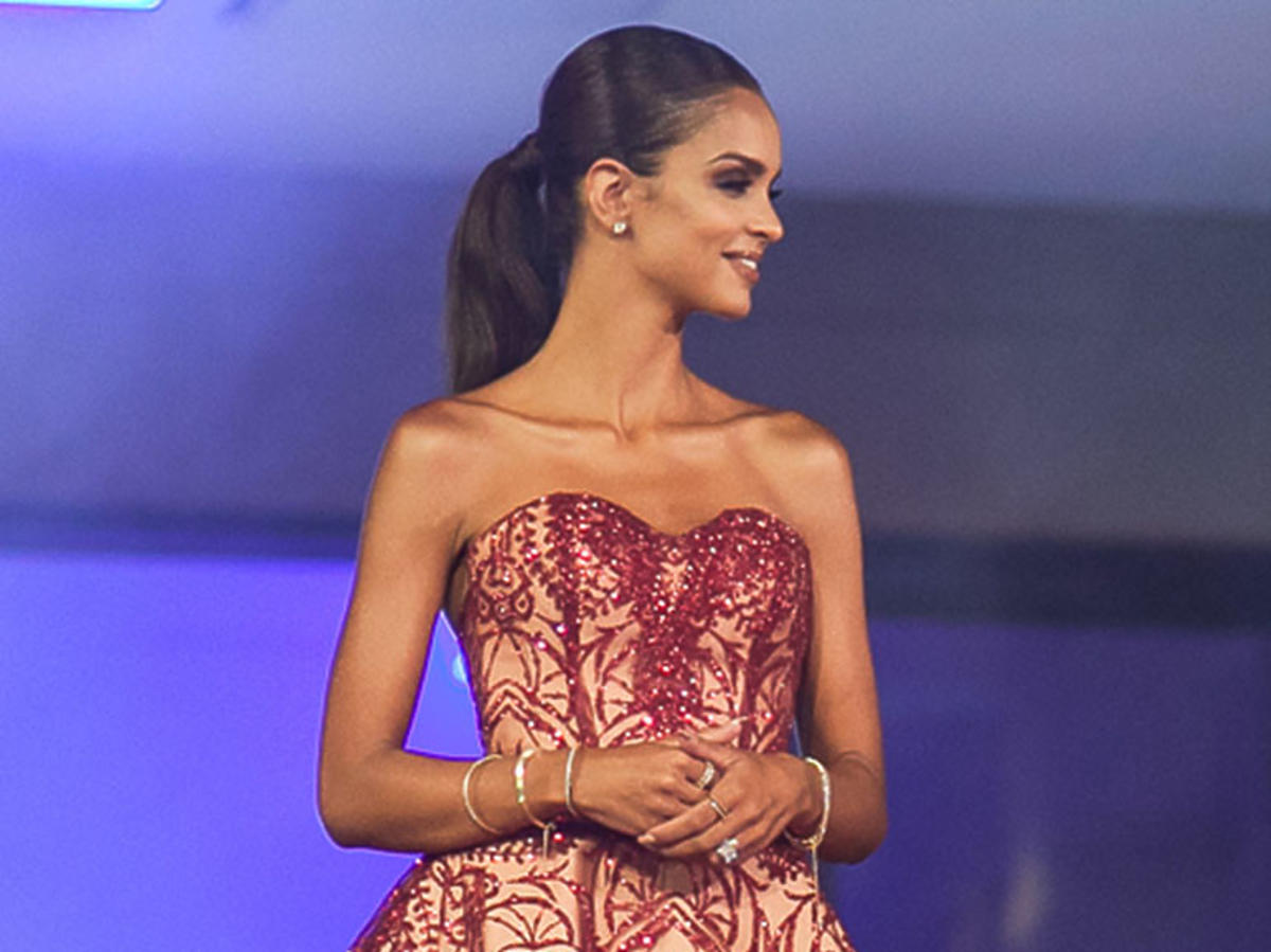 "Klaudia El Dursi w finale ""Hotel Paradise 2"""