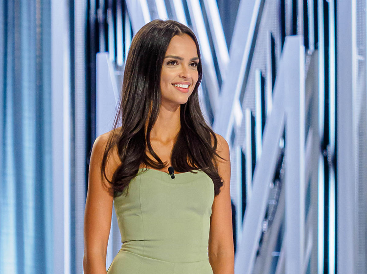 Klaudia El Dursi w programie Top Model