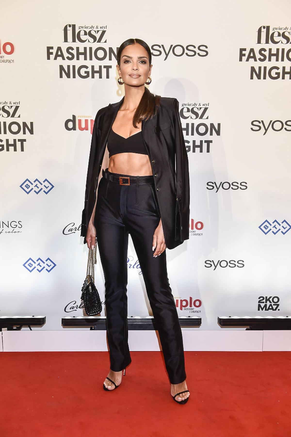 Klaudia El Dursi z Hotelu Paradise na Flesz Fashion Night