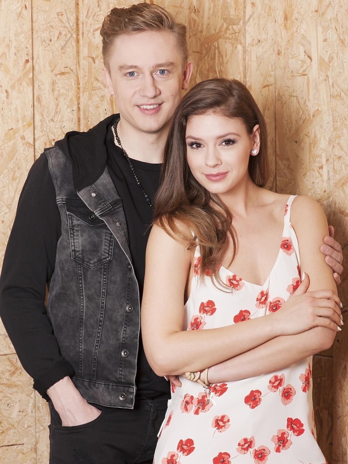 Klaudia Halejcio i Jarek Wist razem w teledysku