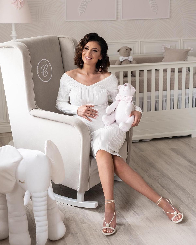 Klaudia Halejcio pokazała pokój dla córeczki:
