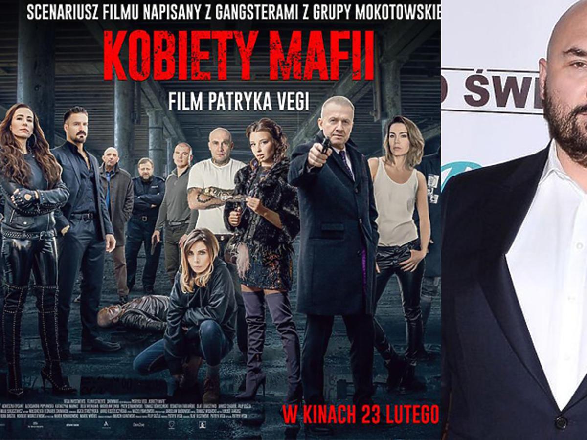 Kobiety mafii - plakat filmu