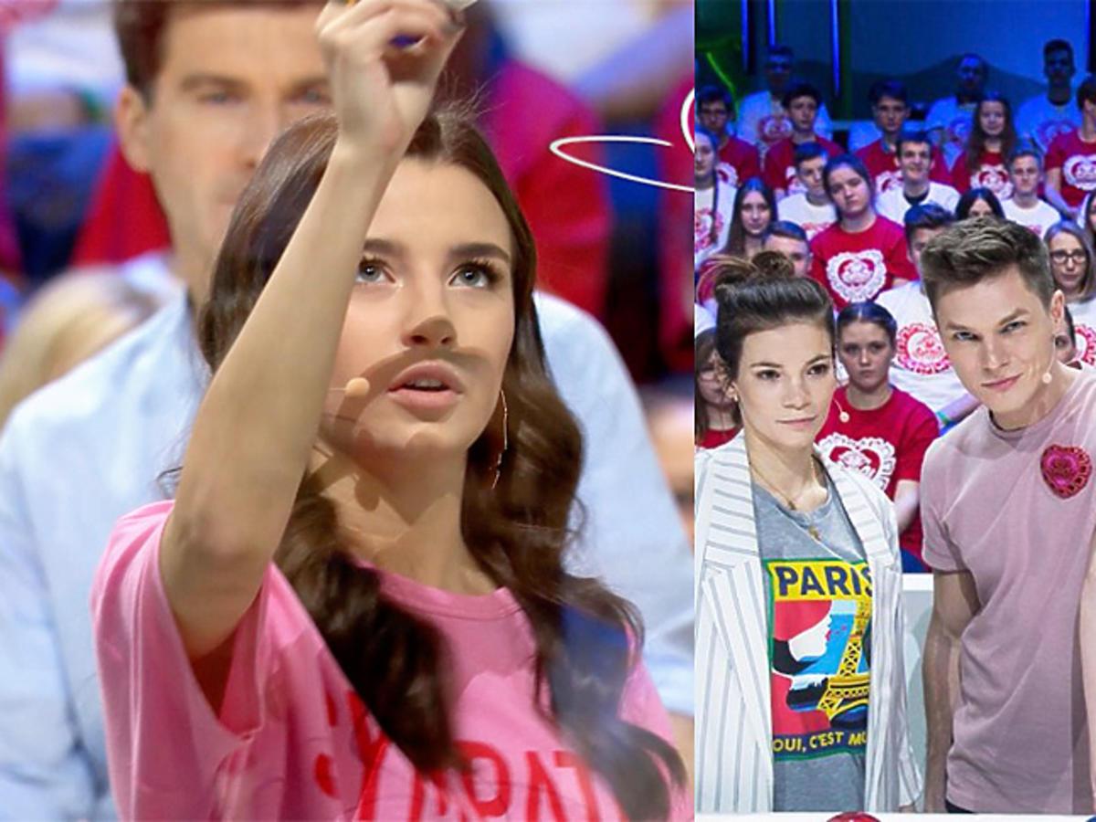 Kocham Cię Polsko Za marzenia, Julia Wieniawa