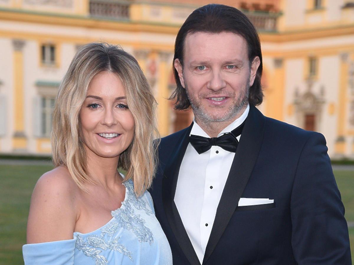 Kolega Radka ogłosił ciążę Małgorzaty Rozenek