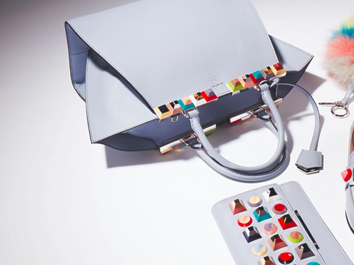 Kolekcja Fendi x Saks Fifth Avenue: torby, portfele, brelok, buty
