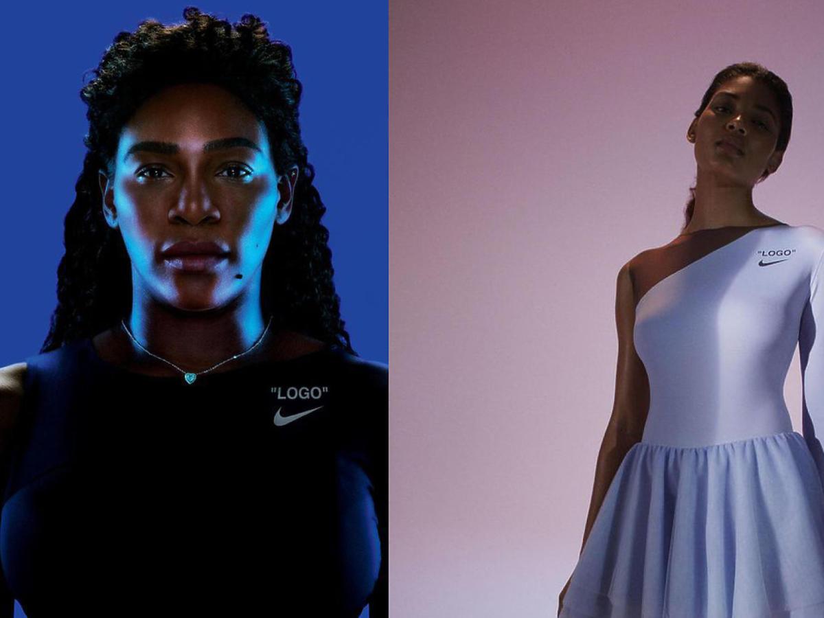 Kolekcja Serena Williams x Off-White